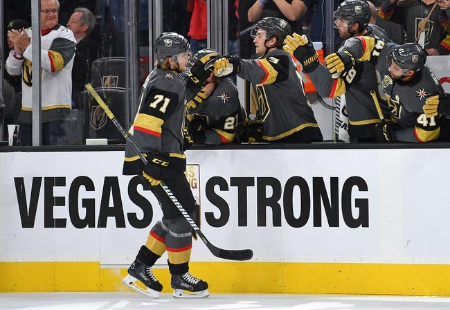 Las Vegas Golden Knights vs. Toronto Maple Leafs - 12/31/17 NHL Pick, Odds, and Prediction