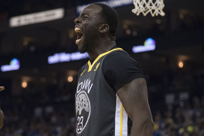 Golden State Warriors vs. Denver Nuggets - 1/8/18 NBA Pick, Odds, and Prediction