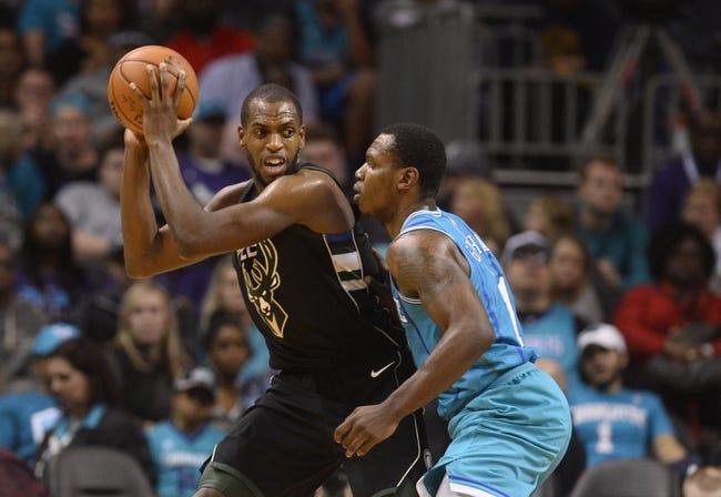 Charlotte Hornets vs. Milwaukee Bucks - 10/17/18 NBA Pick, Odds, and Prediction