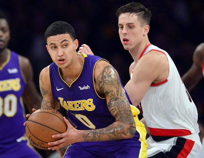 Los Angeles Lakers vs. Portland Trail Blazers - 3/5/18 NBA Pick, Odds, and Prediction