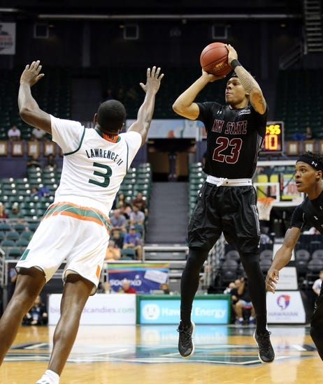 New Mexico State vs. Chicago State - 3/8/18 College Basketball Pick, Odds, and Prediction