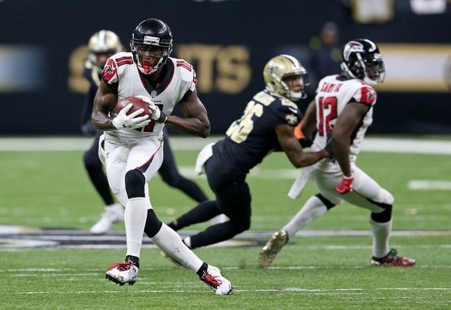 New Orleans Saints at Atlanta Falcons - 9/23/18 NFL Pick, Odds, and Prediction