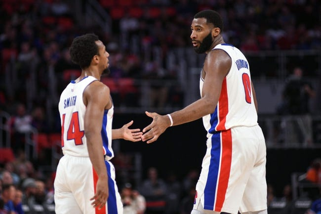 NBA | Detroit Pistons (16-16) at Indiana Pacers (23-12)