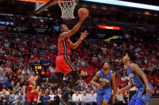 Orlando Magic vs. Miami Heat - 12/30/17 NBA Pick, Odds, and Prediction