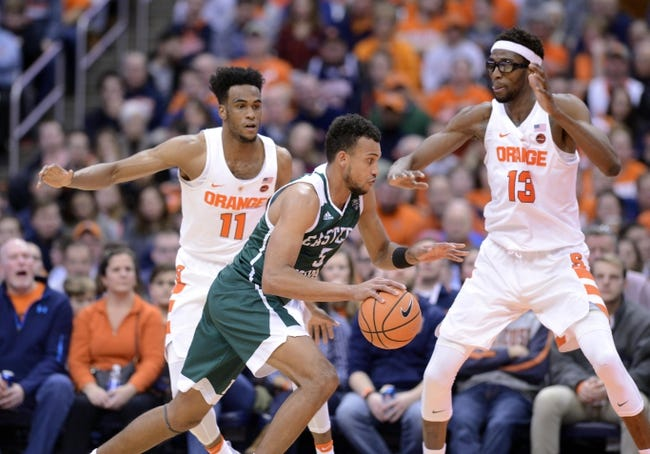 Eastern Michigan vs. Bowling Green - 1/6/18 College Basketball Pick, Odds, and Prediction