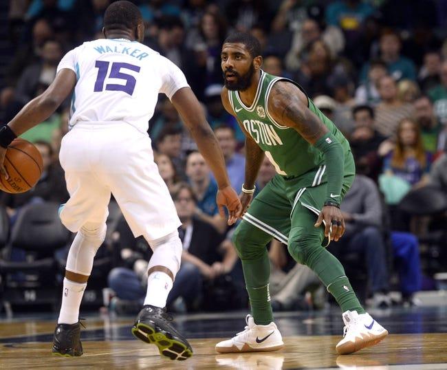 Charlotte Hornets vs. Boston Celtics - 9/28/18 NBA Pick, Odds, and Prediction