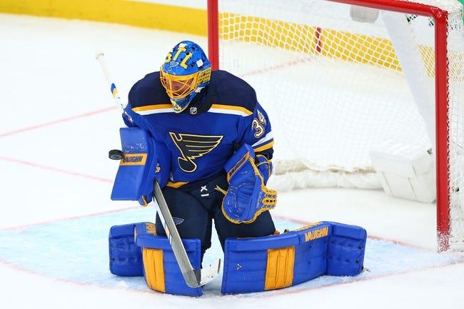 NHL | St. Louis Blues (34-21-3) at Nashville Predators (33-12-9)