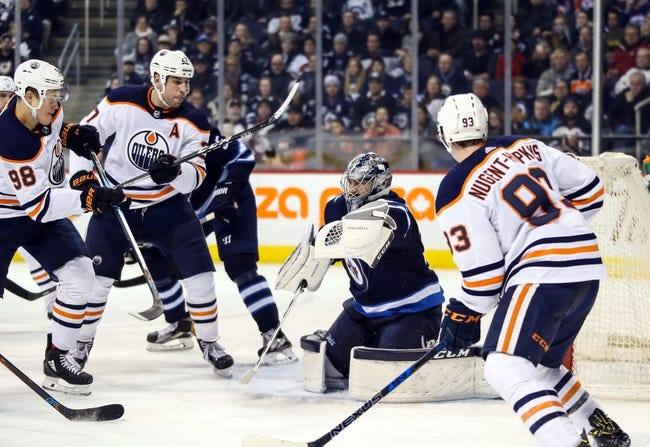Edmonton Oilers vs. Winnipeg Jets - 12/31/17 NHL Pick, Odds, and Prediction