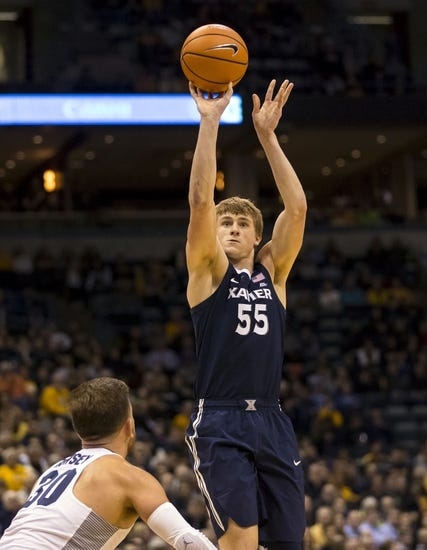 NCAA BB | Georgetown University Hoyas (10-2) at Marquette Golden Eagles (9-4)