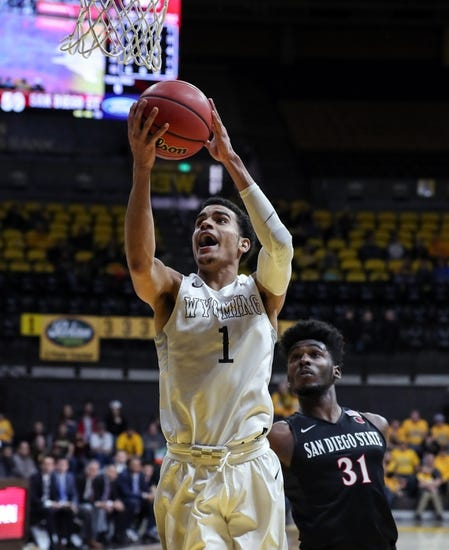 San Diego State vs. Wyoming - 2/14/18 College Basketball Pick, Odds, and Prediction