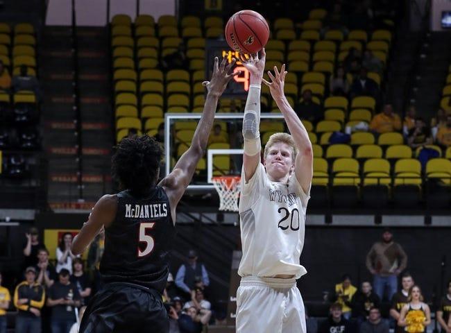 NCAA BB | Wyoming at San Diego State