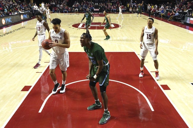 Temple vs. Tulane - 3/8/18 College Basketball Pick, Odds, and Prediction