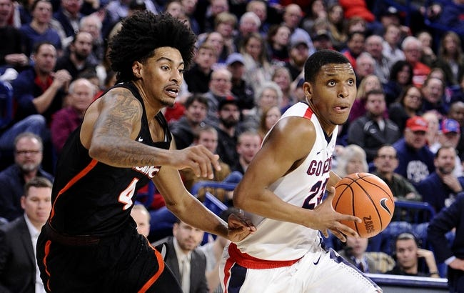 Saint Mary's-California vs. Pacific - 1/4/18 College Basketball Pick, Odds, and Prediction