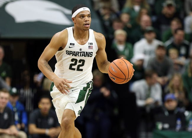 Michigan State vs. Savannah State - 12/31/17 College Basketball Pick, Odds, and Prediction