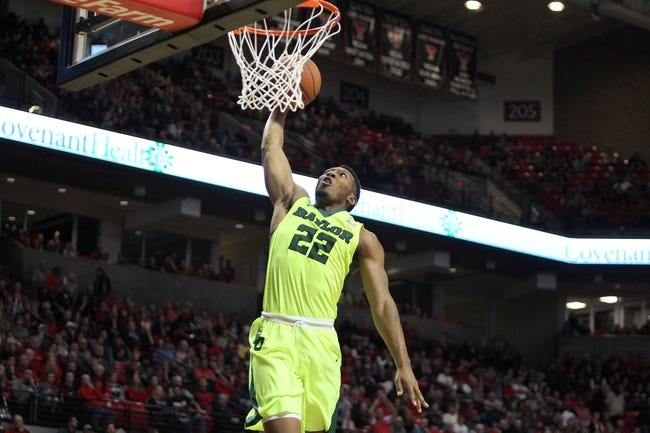 Baylor vs. Texas Tech - 2/17/18 College Basketball Pick, Odds, and Prediction
