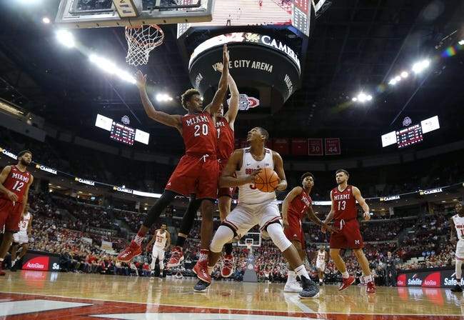 Miami-Ohio vs. Toledo - 2/9/18 College Basketball Pick, Odds, and Prediction