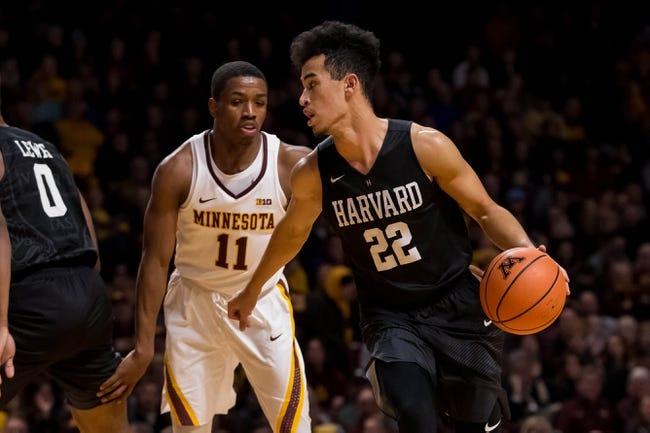 Harvard vs. Brown - 2/16/18 College Basketball Pick, Odds, and Prediction