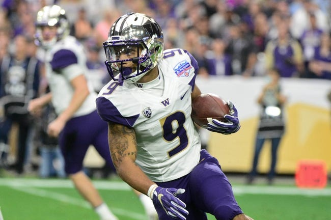 Washington vs. Auburn - 9/1/18 College Football Pick, Odds, and Prediction