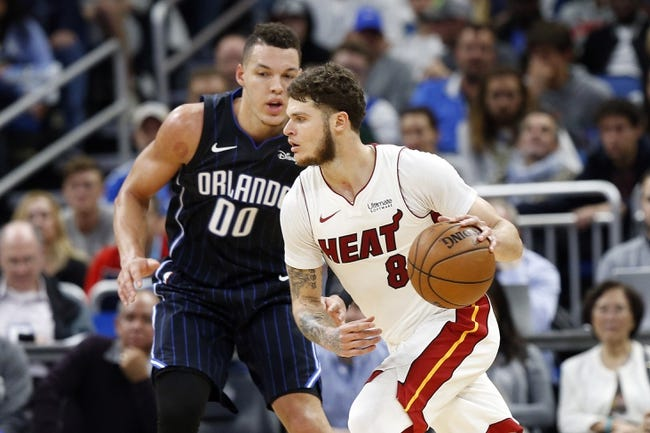 Miami Heat vs. Orlando Magic - 2/5/18 NBA Pick, Odds, and Prediction