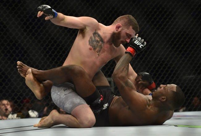 MMA | Gian Villante vs. Michal Oleksiejczuk