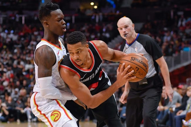 Portland Trail Blazers vs. Atlanta Hawks - 1/5/18 NBA Pick, Odds, and Prediction