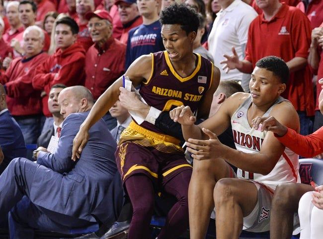 Colorado vs. Arizona State - 1/4/18 College Basketball Pick, Odds, and Prediction