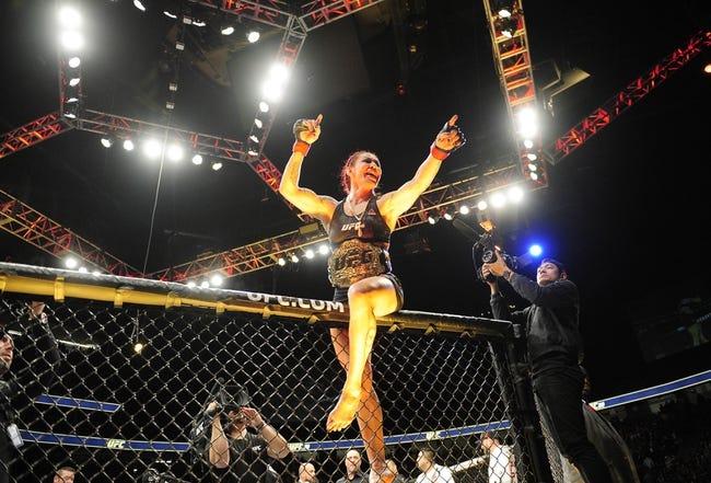 Cris Cyborg vs. Yana Kunitskaya UFC 222 Pick, Preview, Odds, Prediction - 3/3/18
