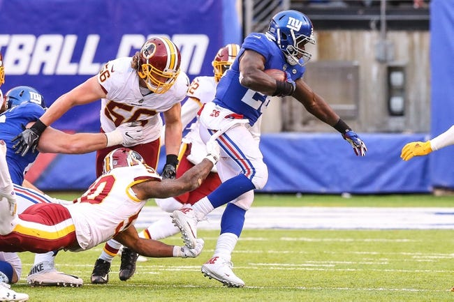 Washington Redskins at New York Giants - 10/28/18 NFL Pick, Odds, and Prediction