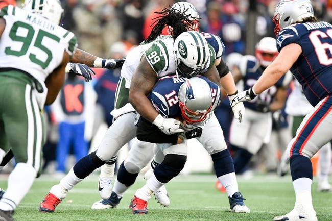 NFL | New York Jets (4-11) at New England Patriots (10-5)