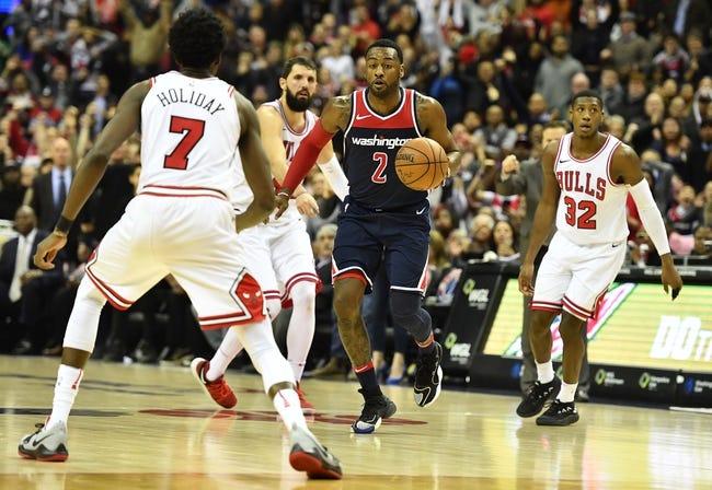 NBA | Washington Wizards (31-24) at Chicago Bulls (19-35)