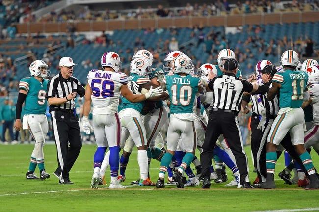 NFL | Buffalo Bills (4-7) at Miami Dolphins (5-6)