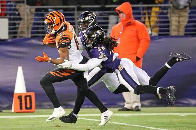 NFL | Baltimore Ravens (1-0) at Cincinnati Bengals (1-0)