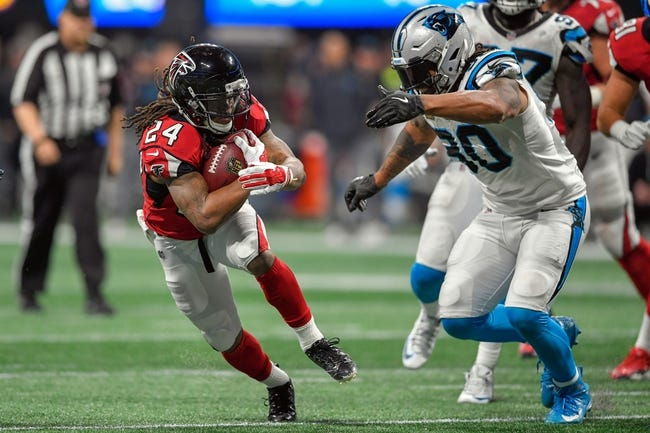 Carolina Panthers at Atlanta Falcons - 9/16/18 NFL Pick, Odds, and Prediction