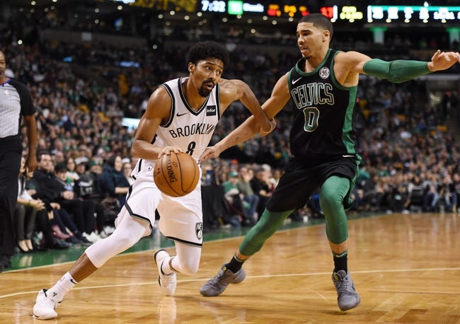 Brooklyn Nets vs. Boston Celtics - 1/6/18 NBA Pick, Odds, and Prediction