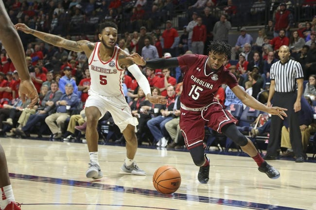 Mississippi vs. South Carolina - 3/7/18 College Basketball Pick, Odds, and Prediction