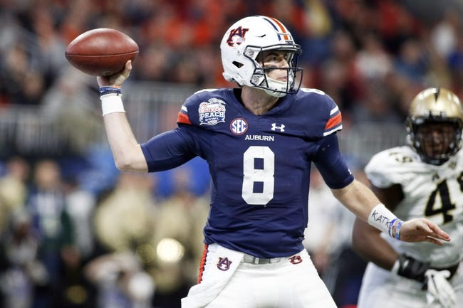 Auburn vs. Washington - 9/1/18 College Football Pick, Odds, and Prediction