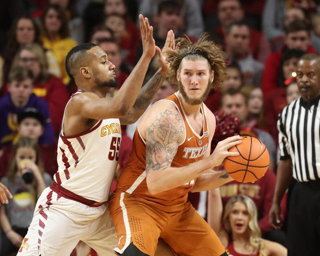 Baylor vs. Texas - 1/6/18 College Basketball Pick, Odds, and Prediction