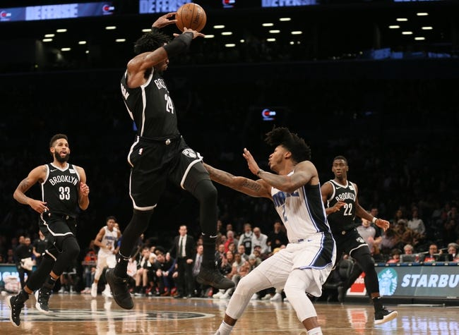 Orlando Magic vs. Brooklyn Nets - 3/28/18 NBA Pick, Odds, and Prediction