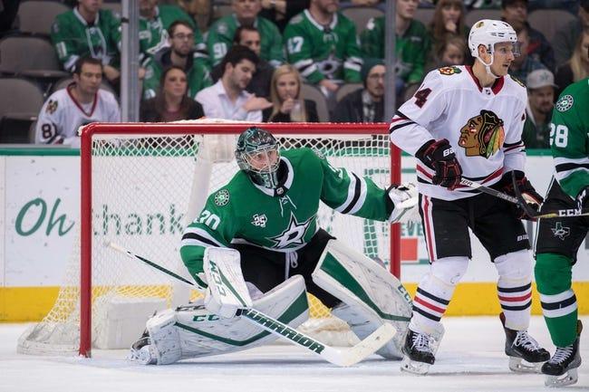 Chicago Blackhawks vs. Dallas Stars - 2/8/18 NHL Pick, Odds, and Prediction