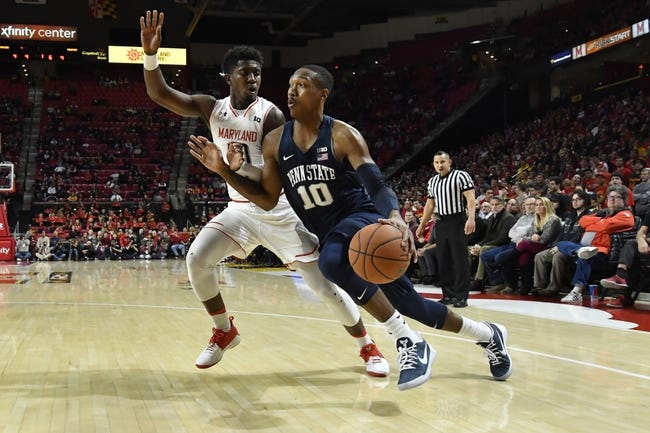 Penn State vs. Northwestern - 1/5/18 College Basketball Pick, Odds, and Prediction