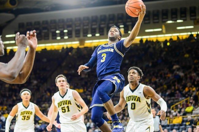 Michigan vs. Iowa - 2/14/18 College Basketball Pick, Odds, and Prediction