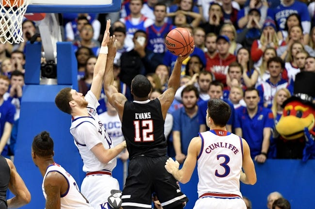 Texas Tech vs. Kansas State - 1/6/18 College Basketball Pick, Odds, and Prediction