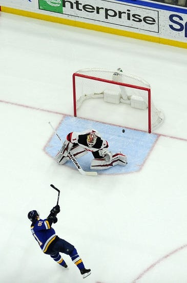 NHL | New Jersey Devils at St. Louis Blues