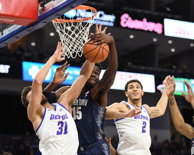St. John's vs. DePaul - 1/6/18 College Basketball Pick, Odds, and Prediction