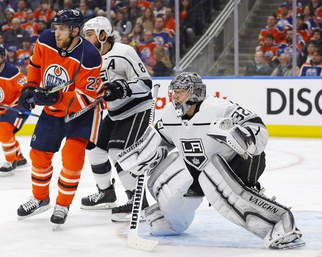 NHL | Edmonton Oilers (23-24-4) at Los Angeles Kings (28-19-5)