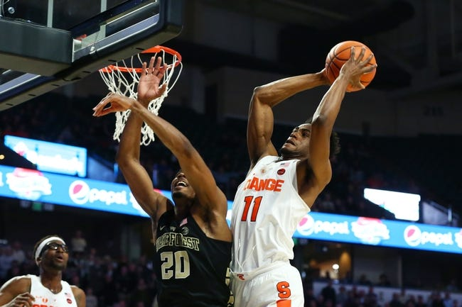 Syracuse vs. Wake Forest - 2/11/18 College Basketball Pick, Odds, and Prediction