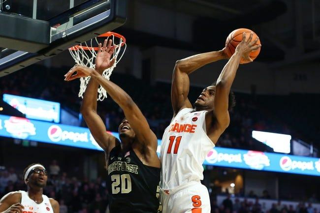 NCAA BB | Wake Forest Demon Deacons (9-15) at Syracuse Orange (16-8)