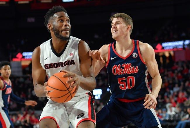 NCAA BB | Ole Miss at Georgia