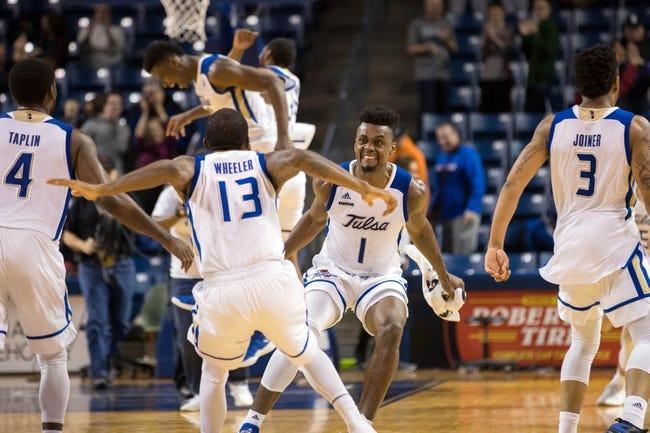 Memphis vs. Tulsa - 1/6/18 College Basketball Pick, Odds, and Prediction