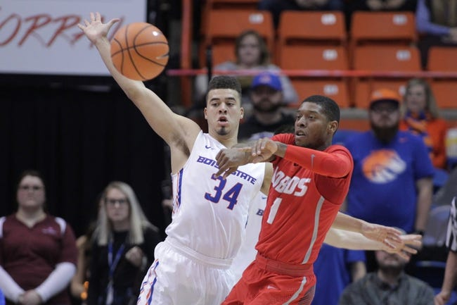 New Mexico vs. Boise State - 2/6/18 College Basketball Pick, Odds, and Prediction